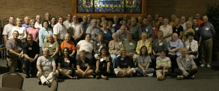 2011 Friday Reunion group picture.